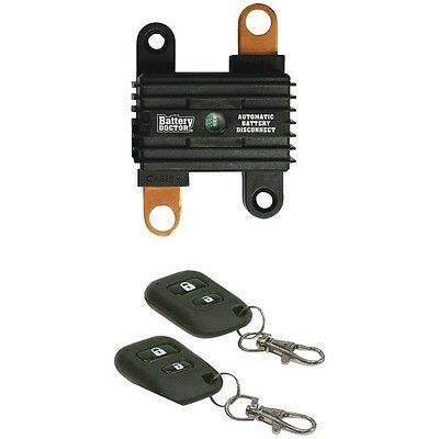 Battery Doctor WIR20395 Battery Life Preserver Auto Battery Disconnect Switch