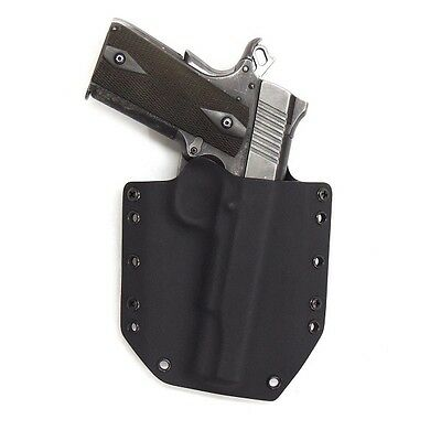 "Raven 5INRHBKFLSTD-1.50 Phantom Holster RH for 5"" 1911 Black"