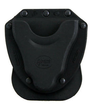 Fobus CUFF Single Chain Handcuff Case Paddle Holder Black IAICUFF
