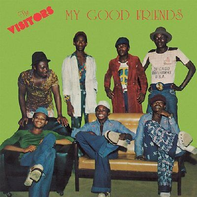 THE VISITORS - My Good Friends - LP PMG