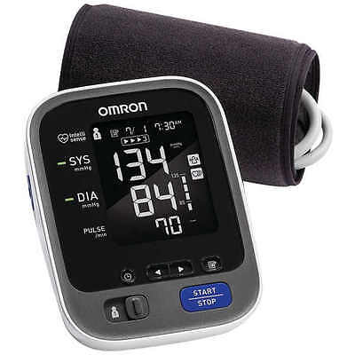 Omron BP786 10 Series Advanced Upper Arm Blood Pressure Monitor w/Bluetooth