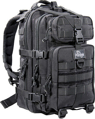 "Maxpedition MX513B Falcon II Hydration Backpack Black Overall 10"" x 19"" x 8.5"""