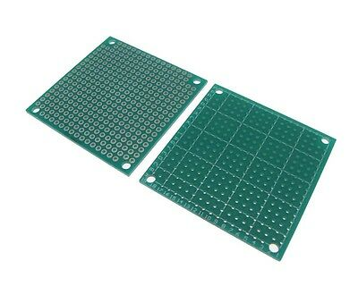 5x5CM Single Side Prototype Board Perforated Through Hole 2.54mm - Pack of 5