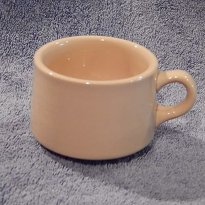 Vintage Shenango Cream Colored Restaurant Ware Coffee Cup