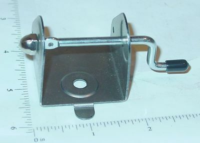 Tonka Lowboy Trailer Winch w/Handle Replacement Toy Parts