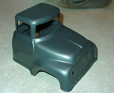 Tonka 1957 Truck Cab No Hood Scoop Replacement Toy Part