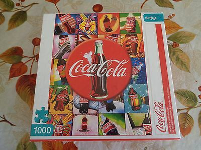 Coca-Cola Reach for Refreshment 1000 Piece Jigsaw Puzzle