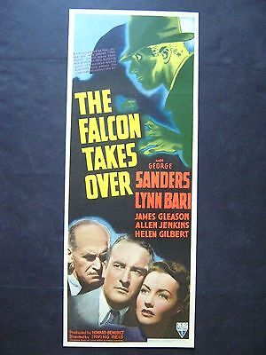 The Falcon Takes Over '42 George Sanders As The Falcon Raymond Chandler Story