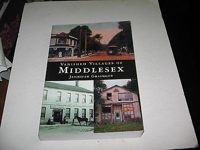 VANISHED VILLAGES of MIDDLESEX ,ONTARIO ,STRATHROY ,DORCHESTER,LONDON,LAMBETH