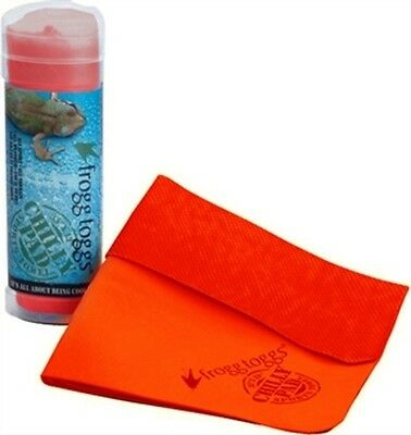 CP100-10 Frogg Toggs Chilly Pad Super Cooling Towel Red