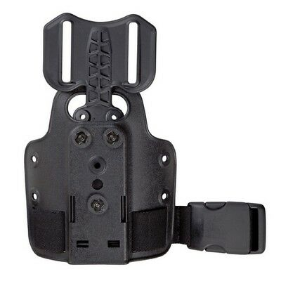 Safariland 6004-24-13-MS19 MLS Accessory Fork on Small MOLLE Plate Black