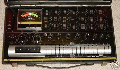 B&K 747 Tube Tester Professional Calibration Service