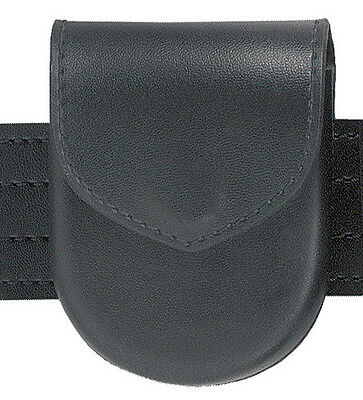 Safariland 90-22HS Black Nylon-Look Hidden Snap Top Flap Handcuff Pouch