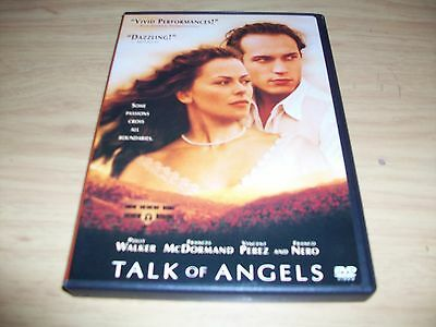 Romantic Drama: Talk Of Angels!! Used & In Excellent Condition!!