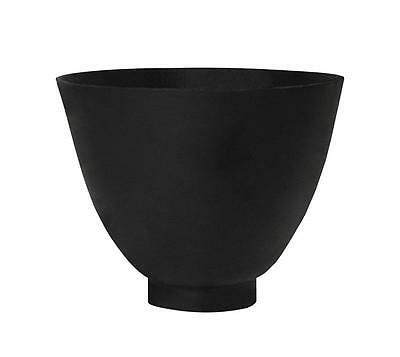 "5"" x 6"" Rubber Mixing Bowl for Lost Wax Investment Dental Casting"