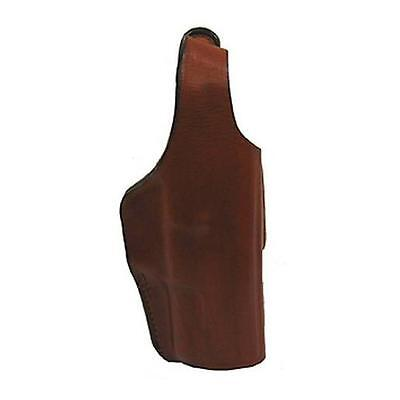Bianchi 19L Thumbsnap Hip Holster HK P7-M8/M13 Size 18 Right Hand Leather Tan