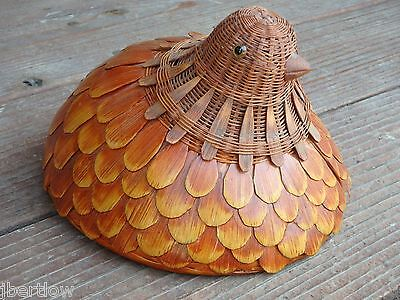 Wicker Chicken Peoples Republic of China Shanghai Handcrafts #325 of 1599