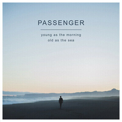 Passenger : Young As the Morning, Old As the Sea CD (2016)