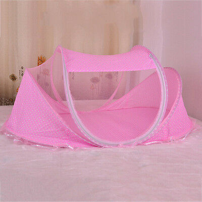 New Baby Mosquito Insect Net Comfort Newborn Bed Canopy Infant Nursery Tent