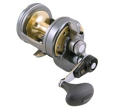 TYR30II Shimano Tyrnos 2-Speed Lever Drag Conventional Reel 40.9 oz