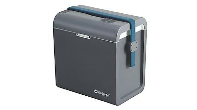 Outwell ECOcool 24 ltr Grey Coolbox 12v