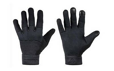 Magpul MAG853 Men's Black Synthetic Suede Technical Gloves - Size Medium