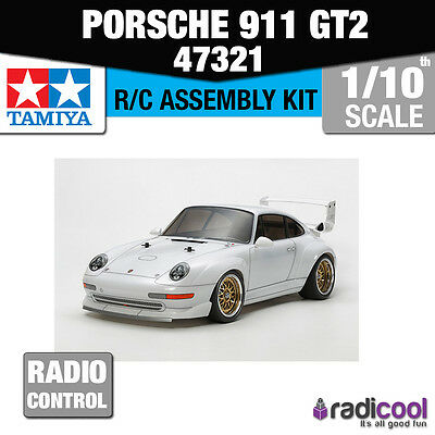 rare new tamiya r c 1 10 porsche 911 gt2 racing ta02sw chassis limited editio. Black Bedroom Furniture Sets. Home Design Ideas