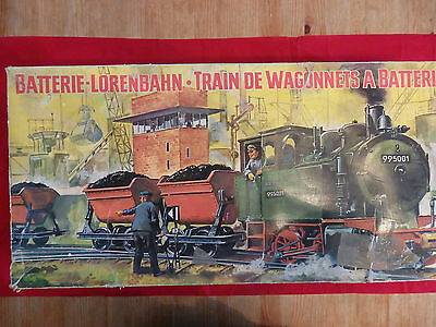 Lehman train set battery loren bahn train de wagonettes