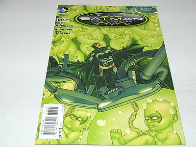 Batman Inc 10 JASON MASTERS VARIANT (DC Comics) Jun 2013 GRANT MORRISON