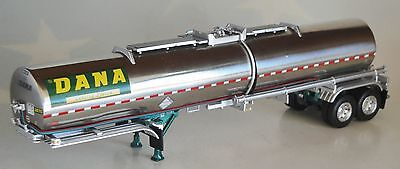 Dcp Dana Chemical Tank Trailer Only 1/64 Diecast