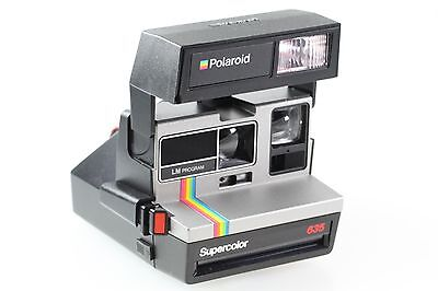 Polaroid Supercolor 635 Kamera Sofortbildkamera