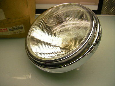 Neu/new Yamaha 533-84303-40 Headlight Headlamp Scheinwerfer Sr 500 Xs 650 Tx 750
