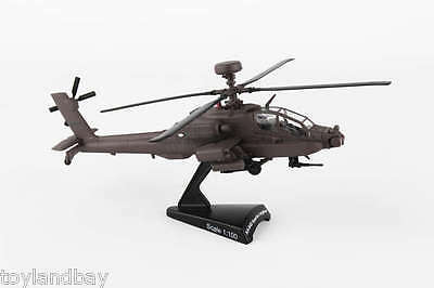 Postage Stamp 5600 Hughes AH-64D Apache Longbow Helicopter 1:100 Scale New