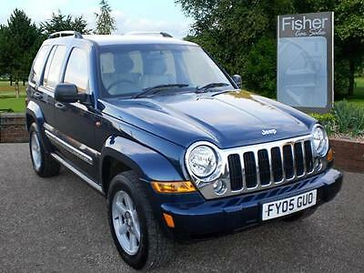 2005 JEEP CHEROKEE 2.8 CRD Limited Auto