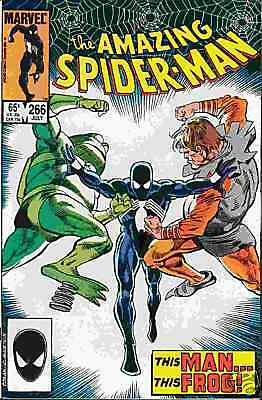 Amazing Spiderman # 266 (USA,1985)
