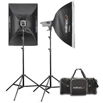 walimex pro kit studio VE 2.2 Excellence