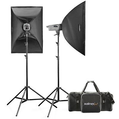 walimex pro kit studio VE 3.3 Excellence