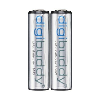 18650 Batterie lithium-ion-2x, 2600mAh LED Scuuba