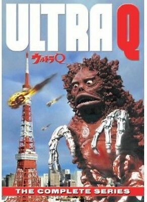 Ultra Q: The Complete Series [5 Discs] (2013, REGION 1 DVD New)