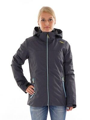 CMP Outdoor Jacket Functional jacket 3in1 jacket grey ClimaProtect warm