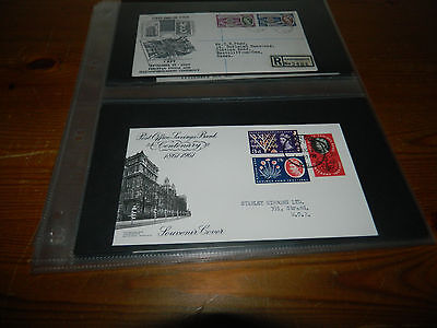 COLLECTION OF FINE ILLUSTRATED FDCs (1960 - 1964)