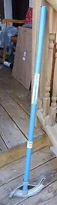 IDEAL  #3445-1-CONDUIT-PIPE-BENDER- with PIPE