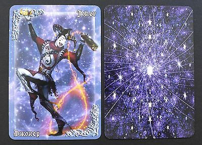 Breath of the Night Lenormand Fortune Telling Oracle Cards Deck Lilac Berenika