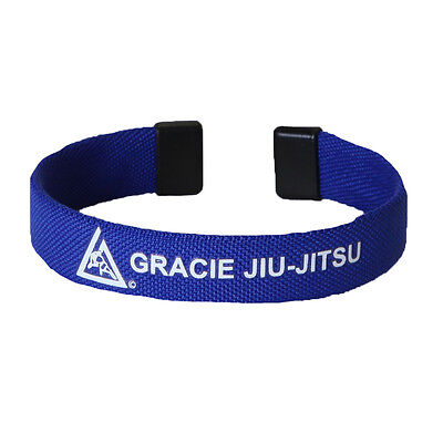 Gracie Jiu-Jitsu Belt Rank Bracelet