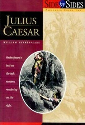 "Shakespeare ""Julius Caesar"" Ides of March Marc Antony Cassius Brutus Octavius"