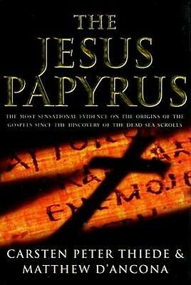 NEW Jesus Papyrus Stunning Evidence Gospels Origin Eye Witnesses New Testament