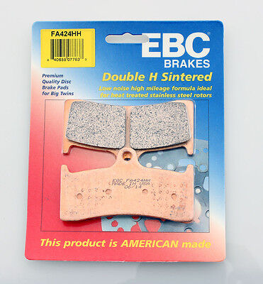 EBC Double-H Sintered Metal Brake Pads FA424HH