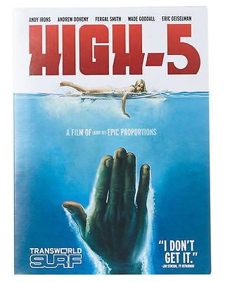HIGH-5 - A SURF FILM with Andy Irons and more - SURF DVD