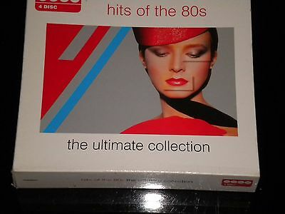 Hits of the 80s - the Ultimate Collection - 4CD's Album - 2006 - 48 Great Tracks