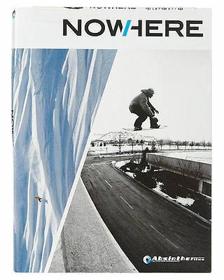 Nowhere - By Absinthe Films - Snowboard Dvd